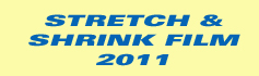 Stretch Shrink Film - 2011