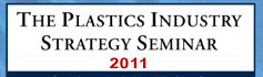 The Plastics Industry Strategy Seminar Phila. - 2011