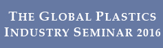 The Global Plastics Industry Seminar - Cologne 2016