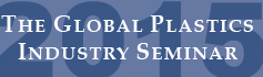 The Global Plastics Industry Seminar - Cologne October 2015
