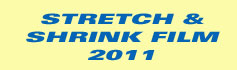 Stretch & Shrink Film 2011 - Europe