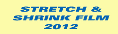 Stretch & Shrink Film - 2012  Europe