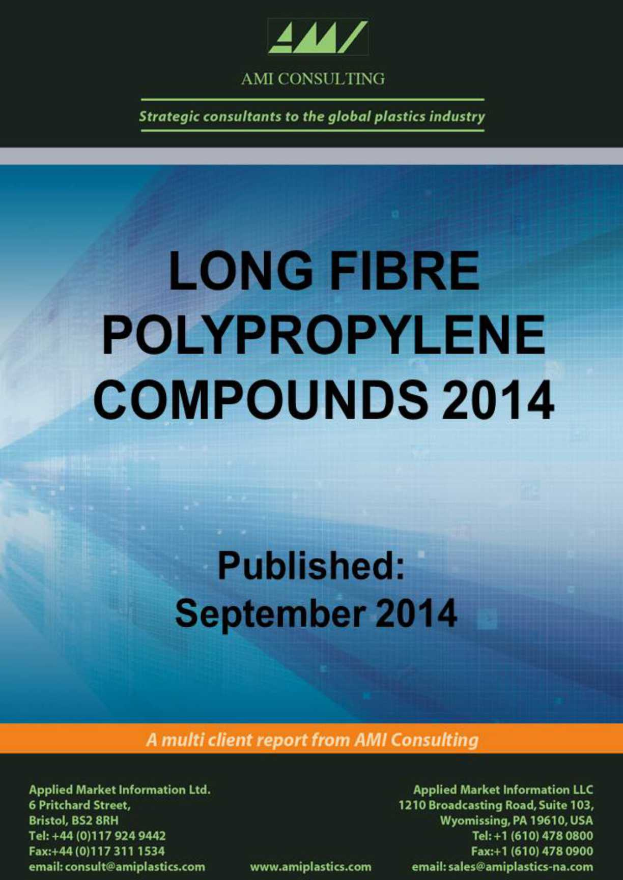 Long fibre polypropylene compounds - the global market