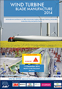 Wind Turbine Blade Manufacture 2014 - Conference Proceedings