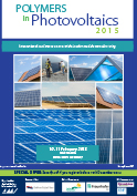 Polymers in Photovoltaics 2015 - Conference Proceedings