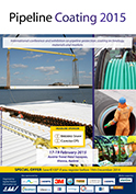 Pipeline Coating 2015 - Conference Proceedings
