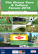 Grass Yarn and Tufters Forum 2015 - Conference Proceedings