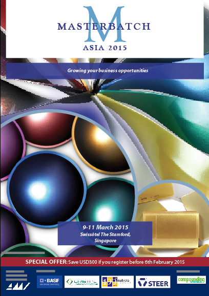 Masterbatch Asia 2015 - Conference Proceedings