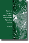 Polymer Surface Modification: Relevance to Adhesion Volume 4