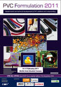 PVC Formulation 2011 - Conference Proceedings