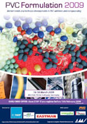 PVC Formulation 2009 - Conference Proceedings