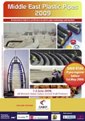Middle East Plastic Pipes 2009 - Conference Proceedings