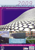 Waterproof Membranes 2009 - Conference Proceedings