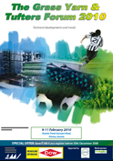 Grass Yarn and Tufters Forum 2010 - Conference Proceedings