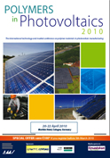 Polymers in Photovoltaics 2010 - Conference Proceedings