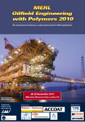 MERL Oilfield Engineering  with Polymers 2010  - Conference Proceedings