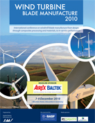 Wind Turbine Blade Manufacture 2010 - Conference Proceedings