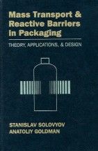 Mass Transport & Reactive Barriers in Packaging: Theory, Applications and Data
