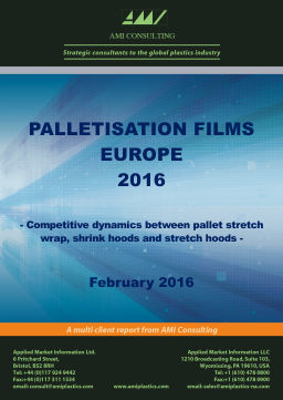 Palletisation Films Europe 2016
