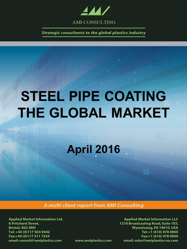 Steel pipe coating - the global market