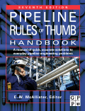 Pipeline Rules of Thumb Handbook,