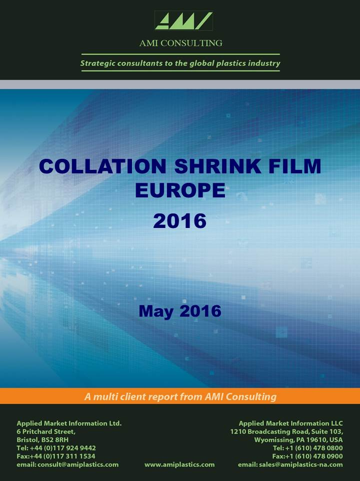 Collation shrink film in Europe 2016