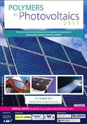 Polymers in Photovoltaics 2011 Conference Proceedings