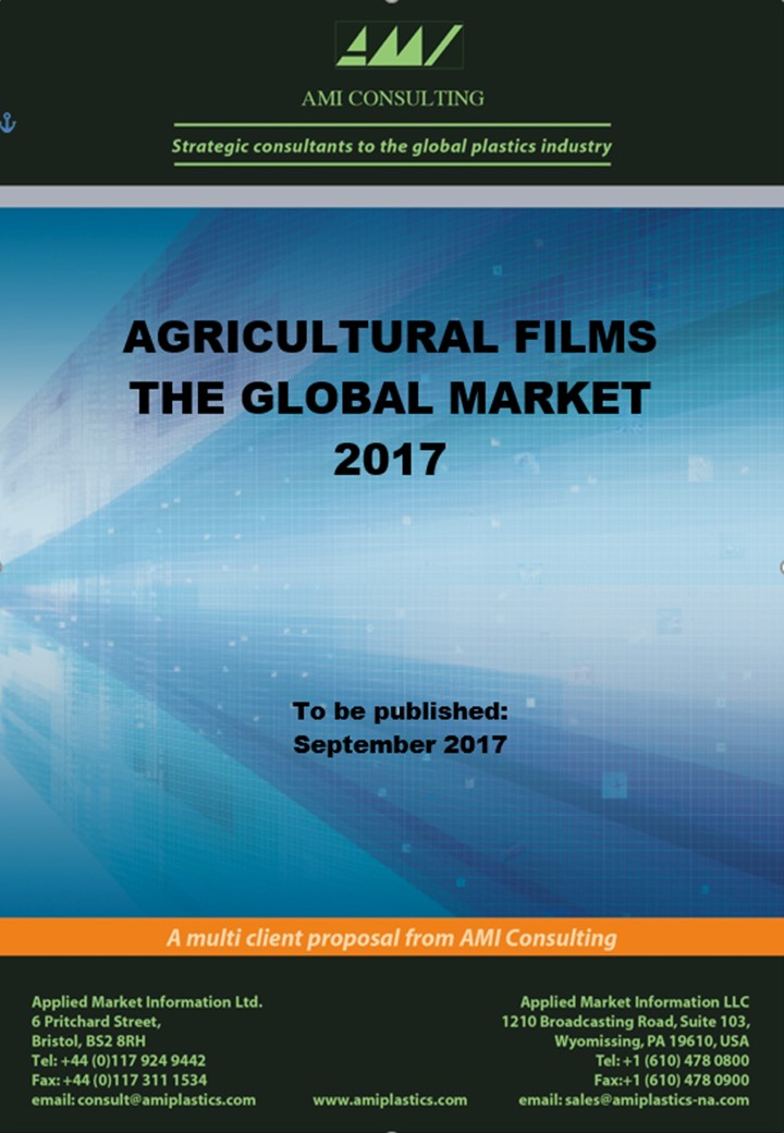 Agricultural films the global market 2017