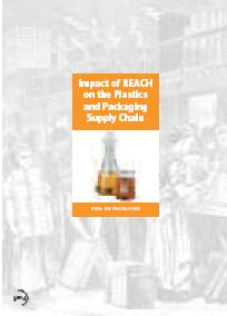 Impact of REACH on the Plastics and Packaging Supply Chain