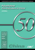 Polyethylene Film Extruders - A Review of China's 50 largest Players