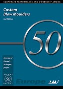 Custom Blow Moulders - A Review of Europe's 50 Largest Players