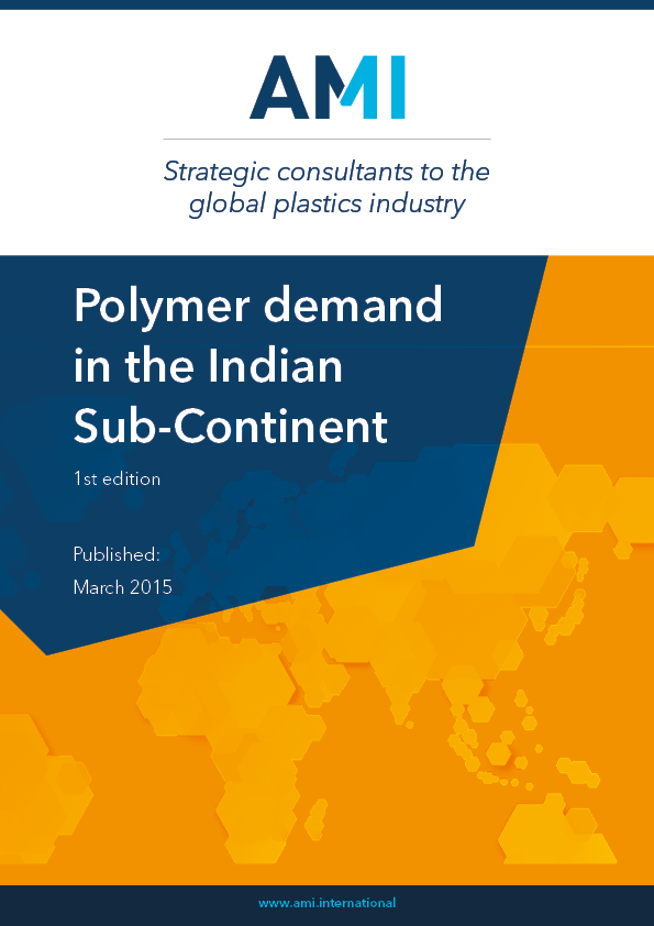 Polymer Demand in the Indian sub-continent