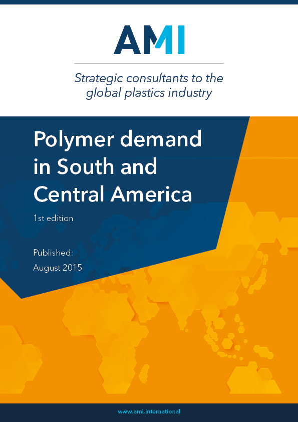 Polymer Demand in South and Central America