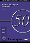 Plastics Packaging Producers - A Review of Europe's 50 largest Players