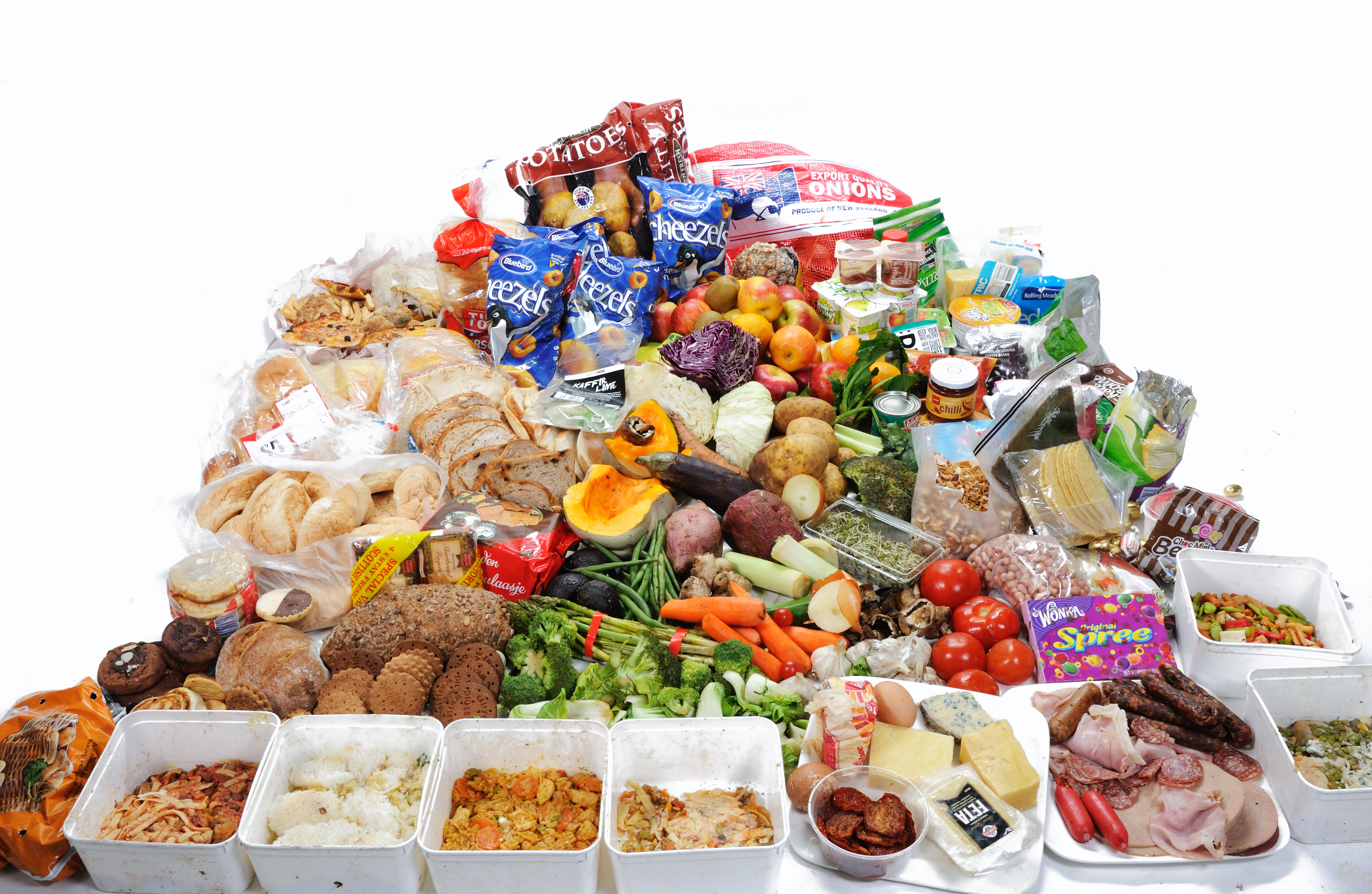 Dealing with food waste