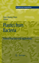 Plastics from Bacteria - Natural Functions and Applications