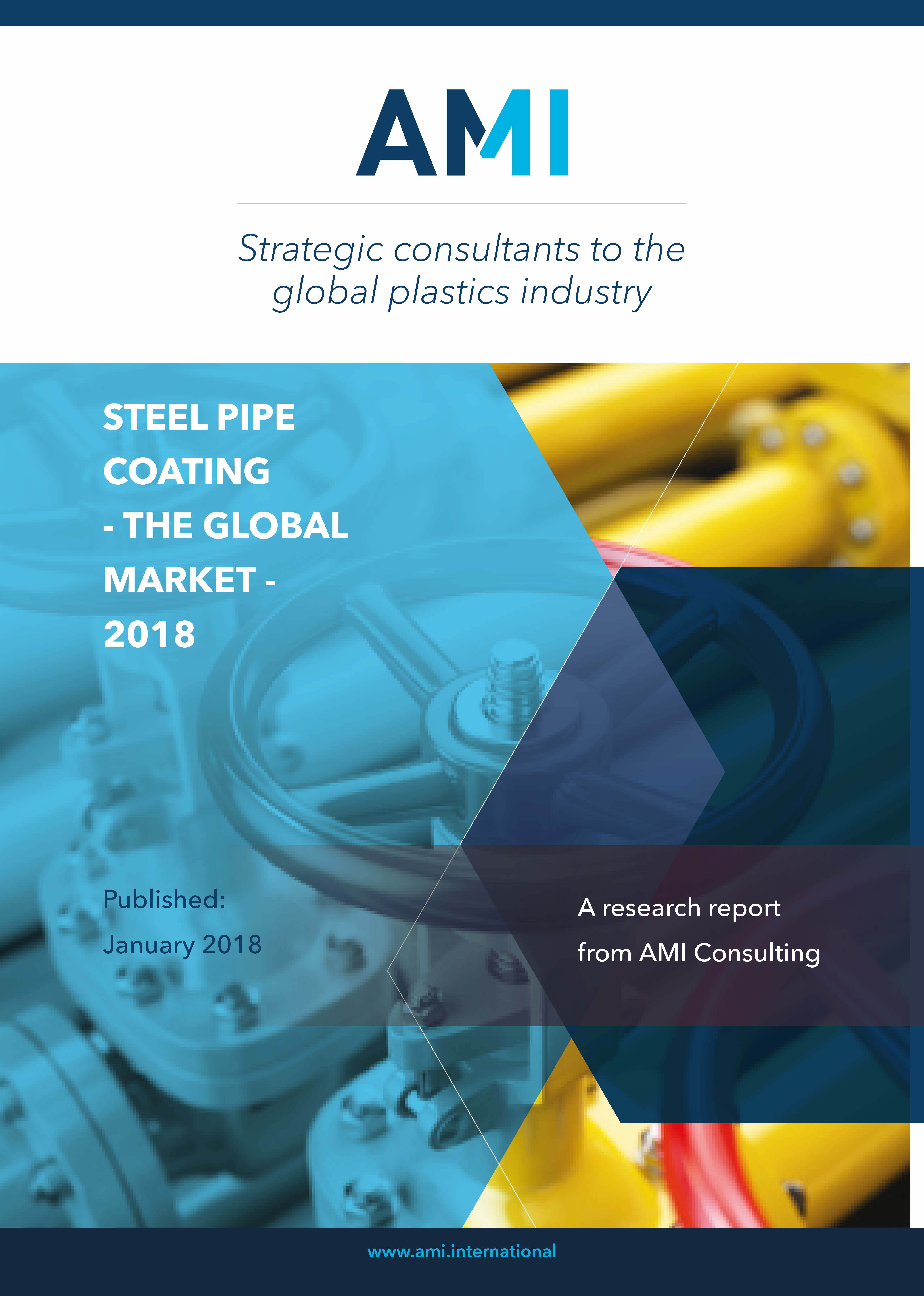Steel pipe coating - the global market 2018
