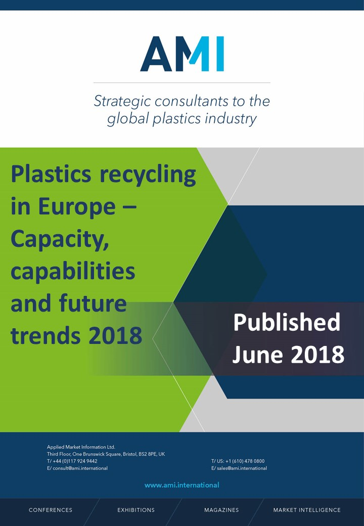 Plastics recycling in Europe - Capacity, capabilities and future trends