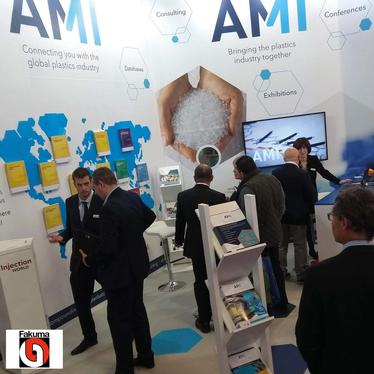 AMI at Fakuma 2018