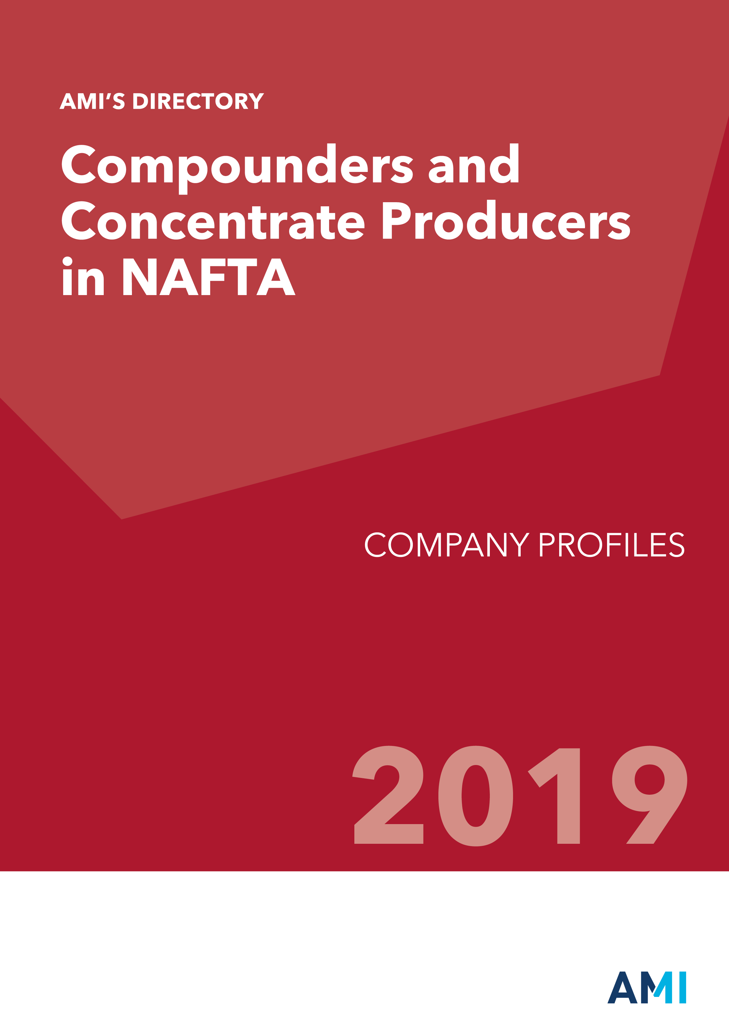 Compounders and Concentrate Producers in North America - AMI's Directory