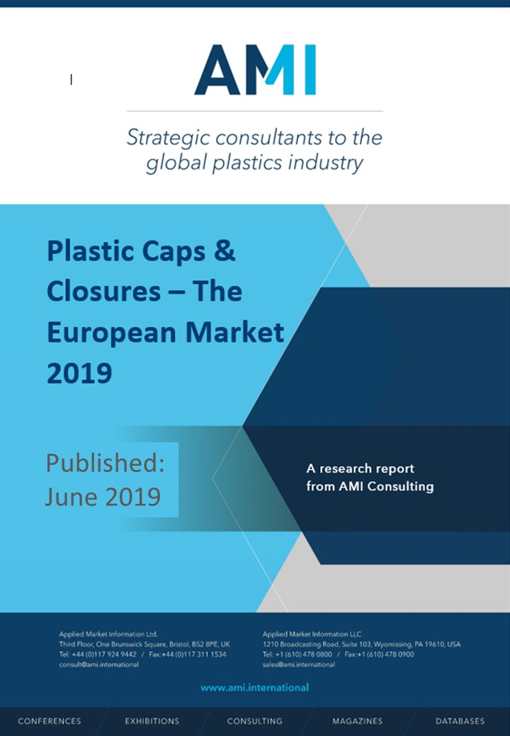 Plastic Caps and Closures - The European Market 2019