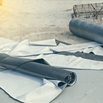 Single ply roofing membranes gain market share