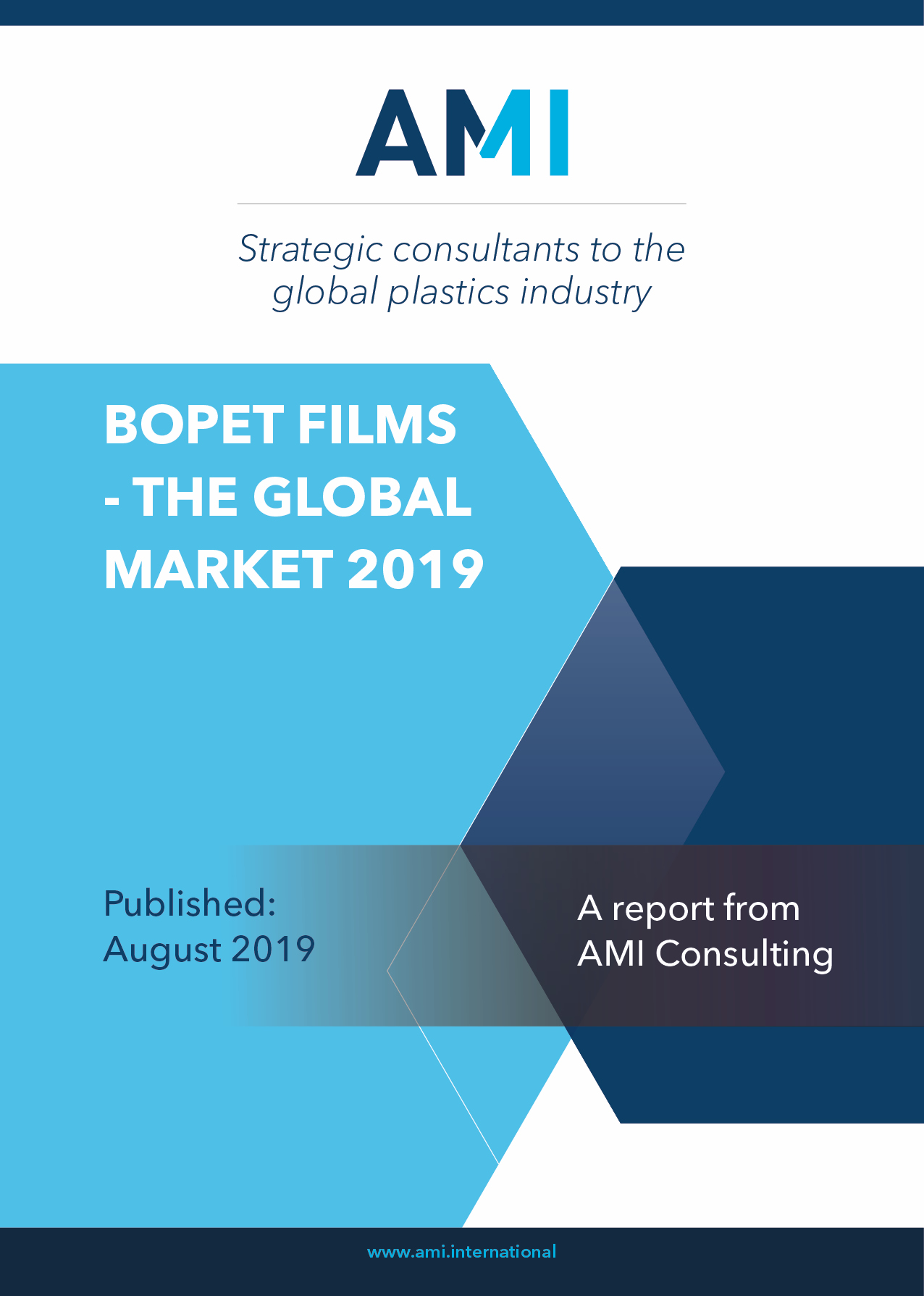 BOPET films - the global market