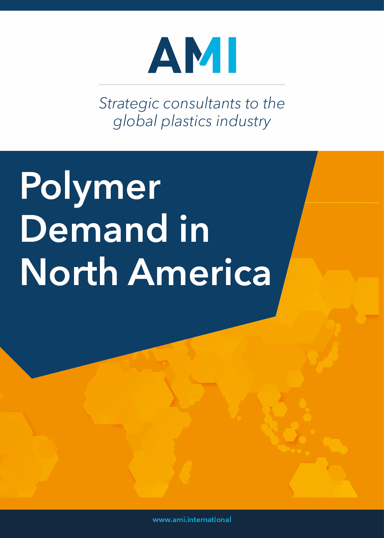 Polymer demand in North America 2019