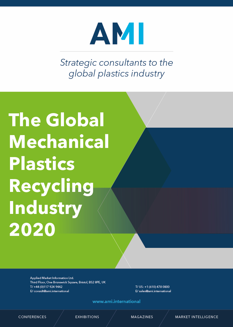 The Global Mechanical Plastics Recycling Industry 2020 - Capacities, Capabilities and Future Trends
