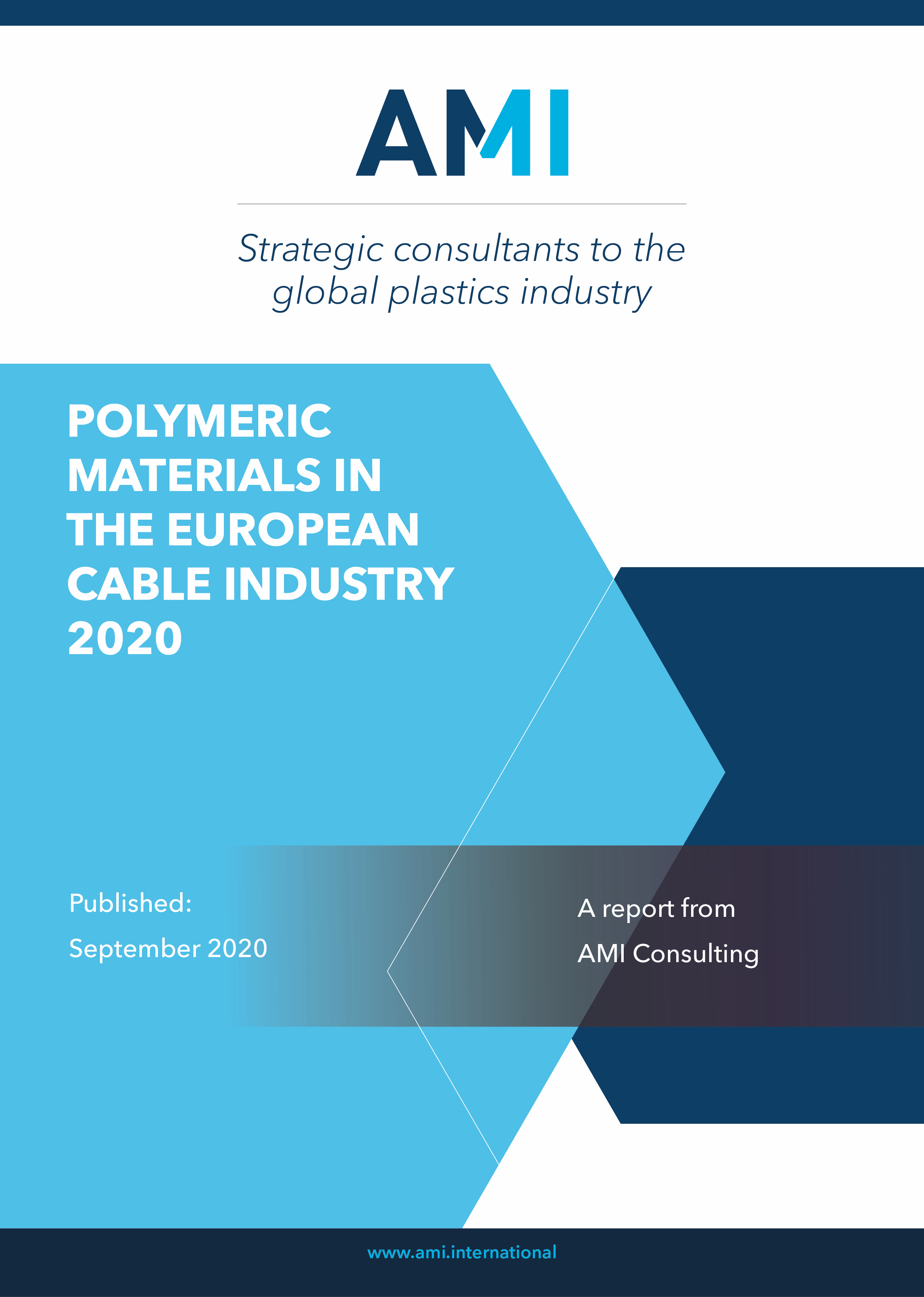 Polymeric materials in the European cable industry 2021