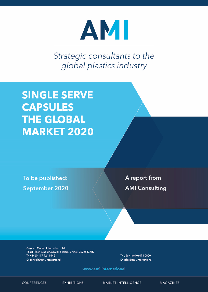 Single serve beverage capsules - Global market overview 2020