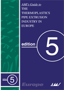 The Thermoplastics pipe extrusion industry in Europe - AMI's Guide