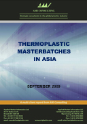 Thermoplastic masterbatches in Asia