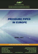 Pressure pipes market in Europe